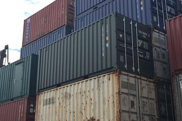 Shipping Container for Sale in Manchester